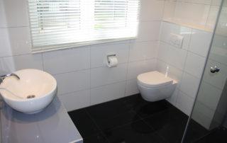 łazienka - domek letniskowy Calypso l w Pobierowie
