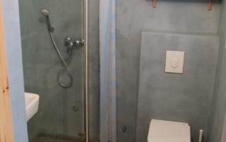 Pobierowo domek letniskowy Calypso ll – łazienka