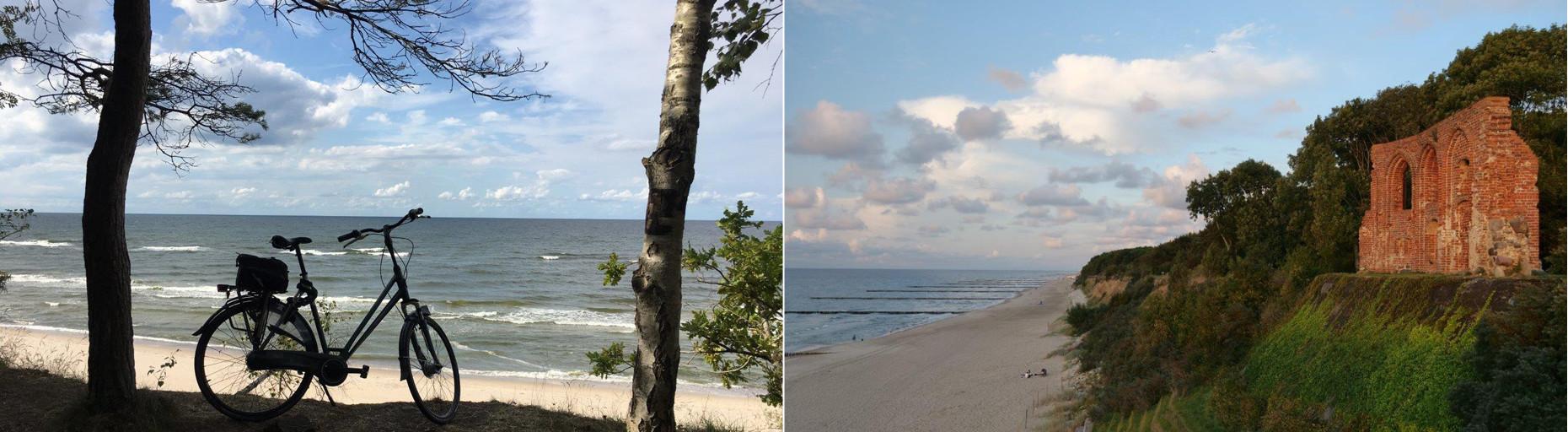 Atrakcje turystyczne nad morzem w Pobierowie i okolicy - domki Calypso